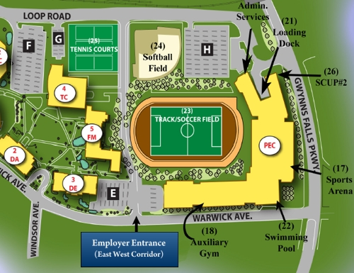 CSU 2012 Spring Job Fair